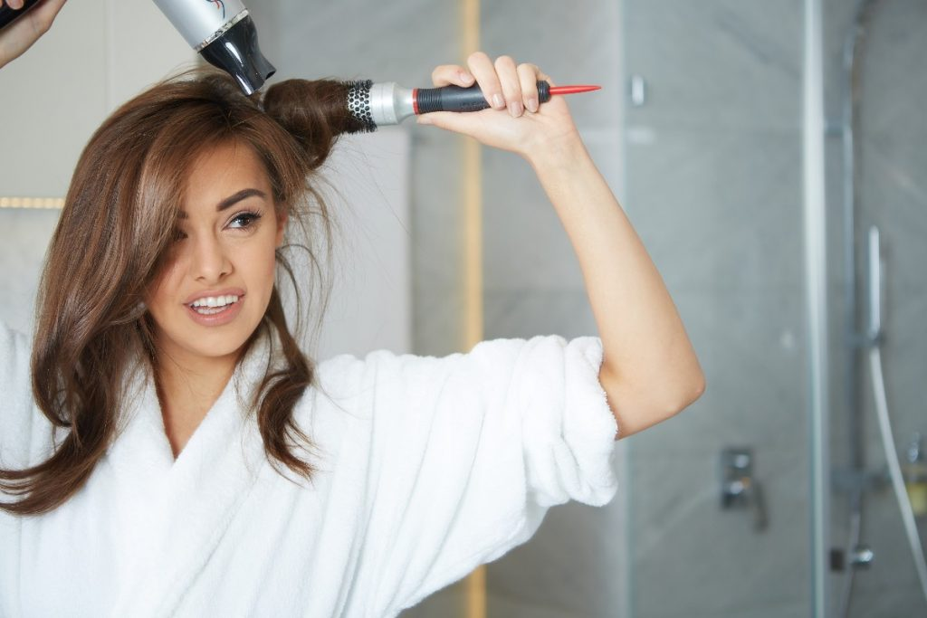 Can I Blow-Dry the Hair Extensions