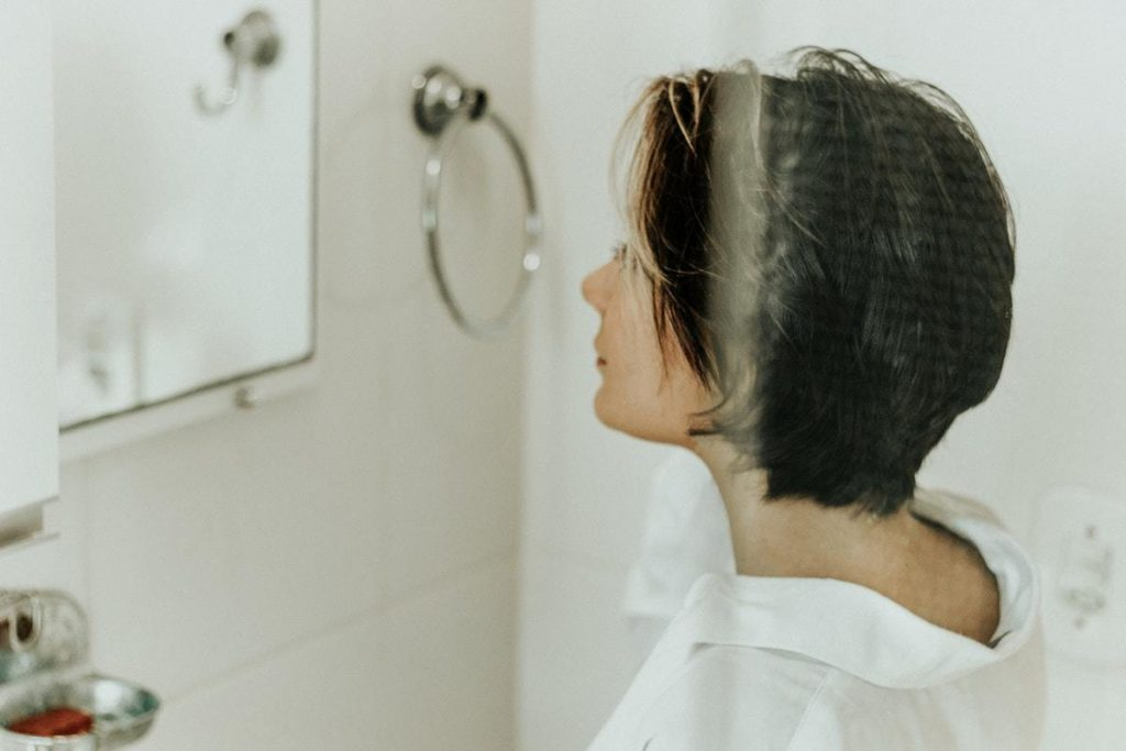 Should You Brush Hair After a Shower