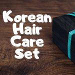 Korean Hair Care Set