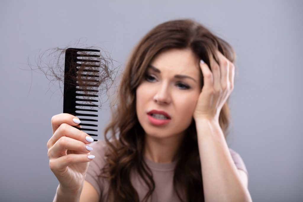 The Solution for Hair Loss