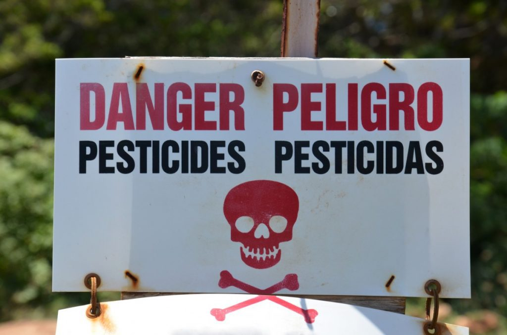 Pesticides Are The Only Solution
