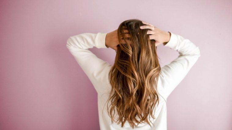 mid back hair length